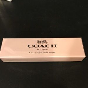 2/$20 Coach Rollerball New Authentic Sealed packag